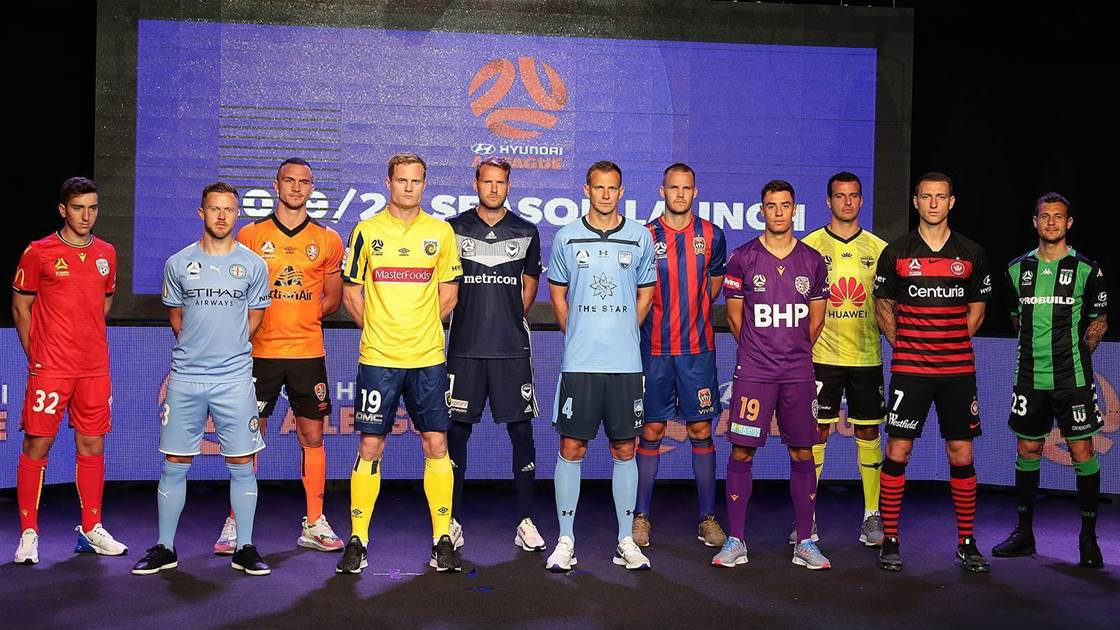 A-League round one preview