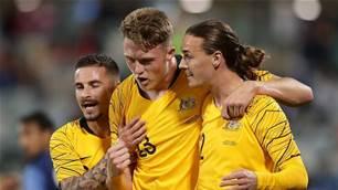 Stoke block Socceroo move