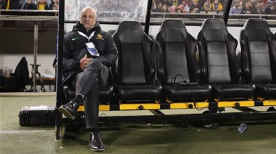 Benched Socceroos full of energy: Arnold