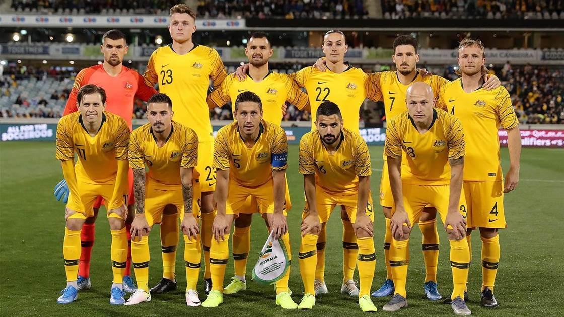 Socceroos player ratings vs Nepal