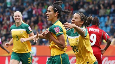 Canberra sign all-time W-League great