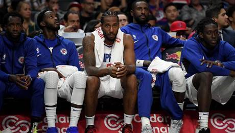 The LA Clippers step out of the shadows
