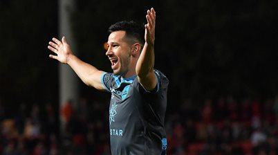Sydney beat Adelaide in A-League opener