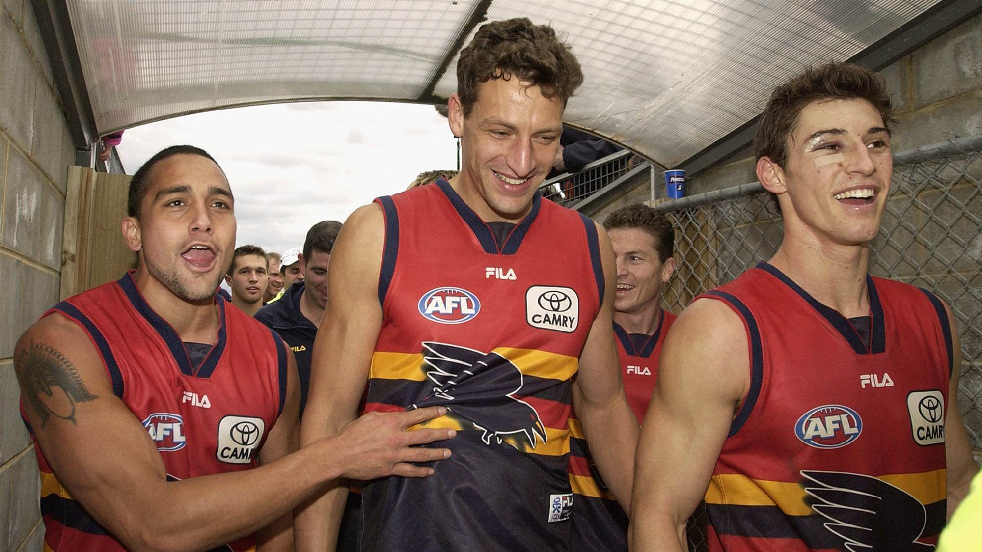 Crows name new coach