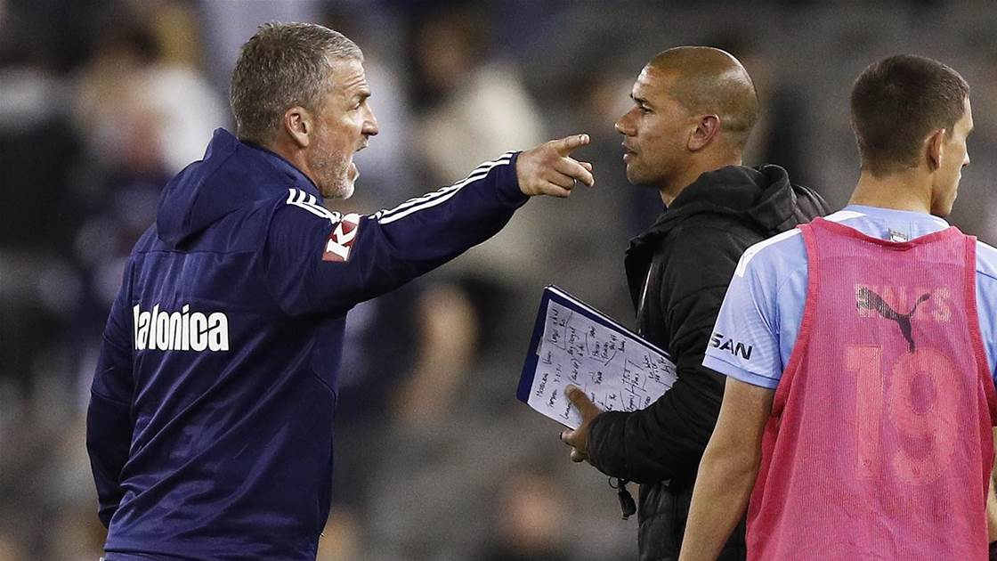 Victory, City scrap to 0-0 A-League draw
