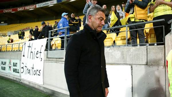 'Absolutely no qualms ' - NZ return no bother for United coach Rudan