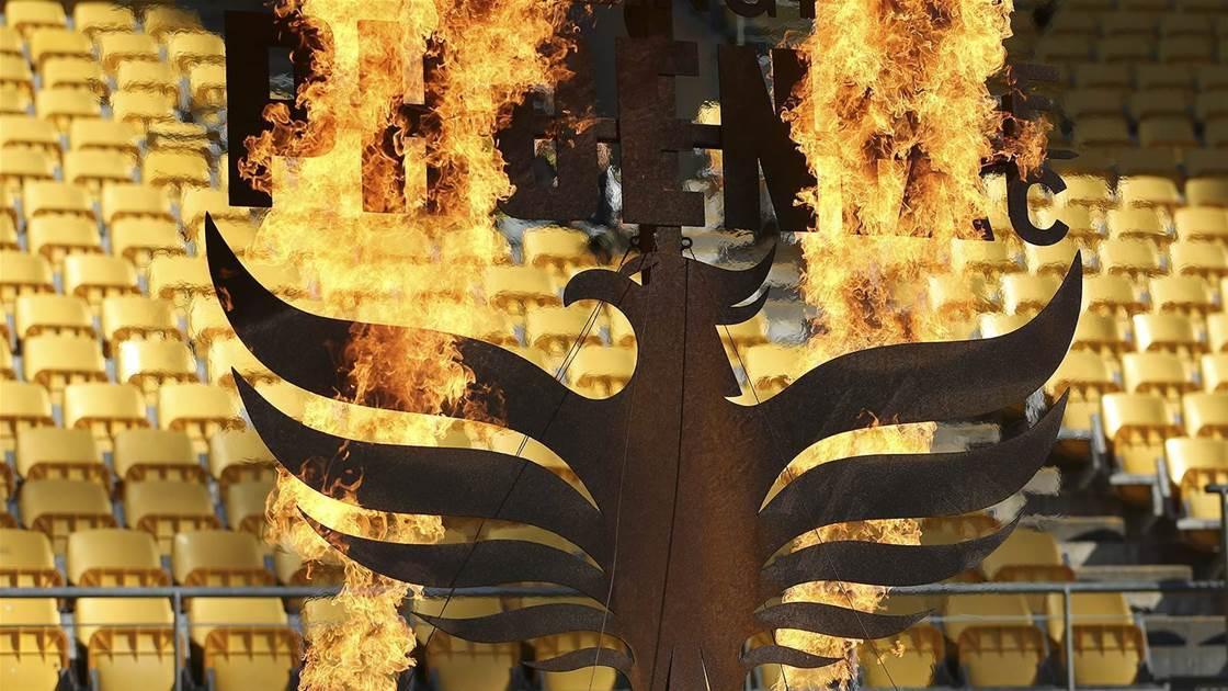 Pointless Phoenix not feeling pressure