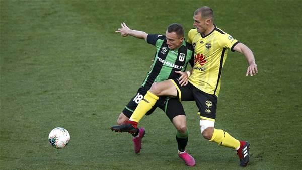 Berisha revelling in A-League reboot