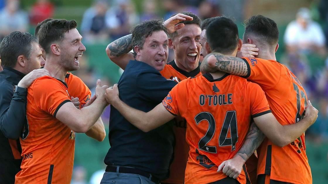 Roar grab dramatic A-League draw via VAR