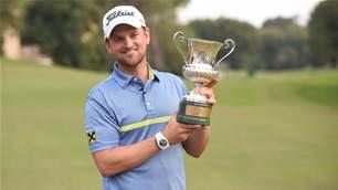 Austrian Wiesberger wins Italian Open