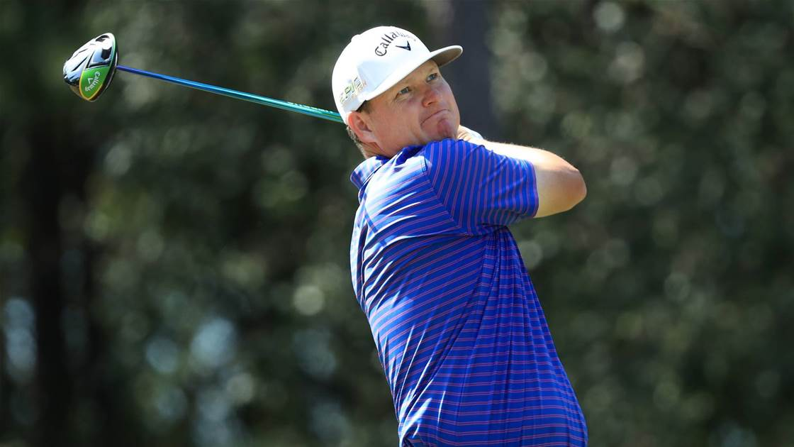 Virus forces Campbell out of Rocket Mortgage Classic