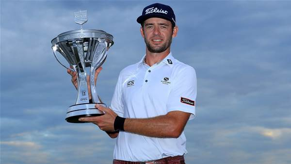 Griffin scores life-changing Houston Open victory