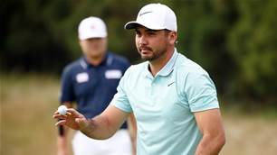 Jason Day two off lead at CJ Cup
