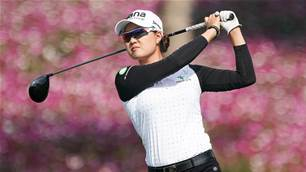 Minjee Lee leads BMW Championship