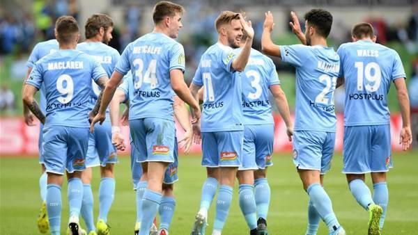 Maclaren double inspires City A-League win