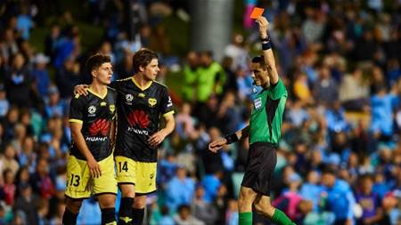 Two-match ban for Wellington's Cacace
