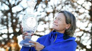 Matthew gets six picks for Solheim Cup