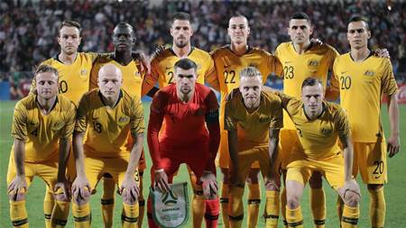 Arnold eyes perfect Socceroos campaign