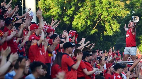 Dream come true for Adelaide FFA Cup hero