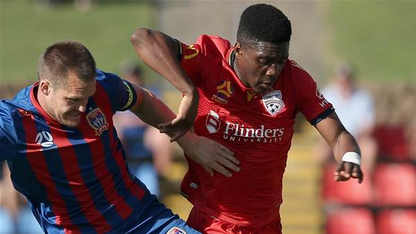Toure's focus on A-League: Reds captain
