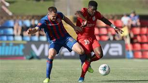 Adelaide attacker Toure opts for Australia