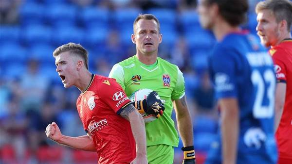 Olyroos, Adelaide star looking towards 'very exciting' future