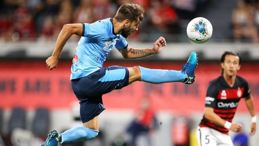 Ninkovic says entire club was annoyed at 'forgot how to play football' commentary