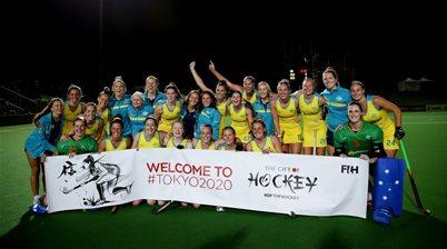 Hockeyroos clear damning investigation to win sensational Trans-Tasman series
