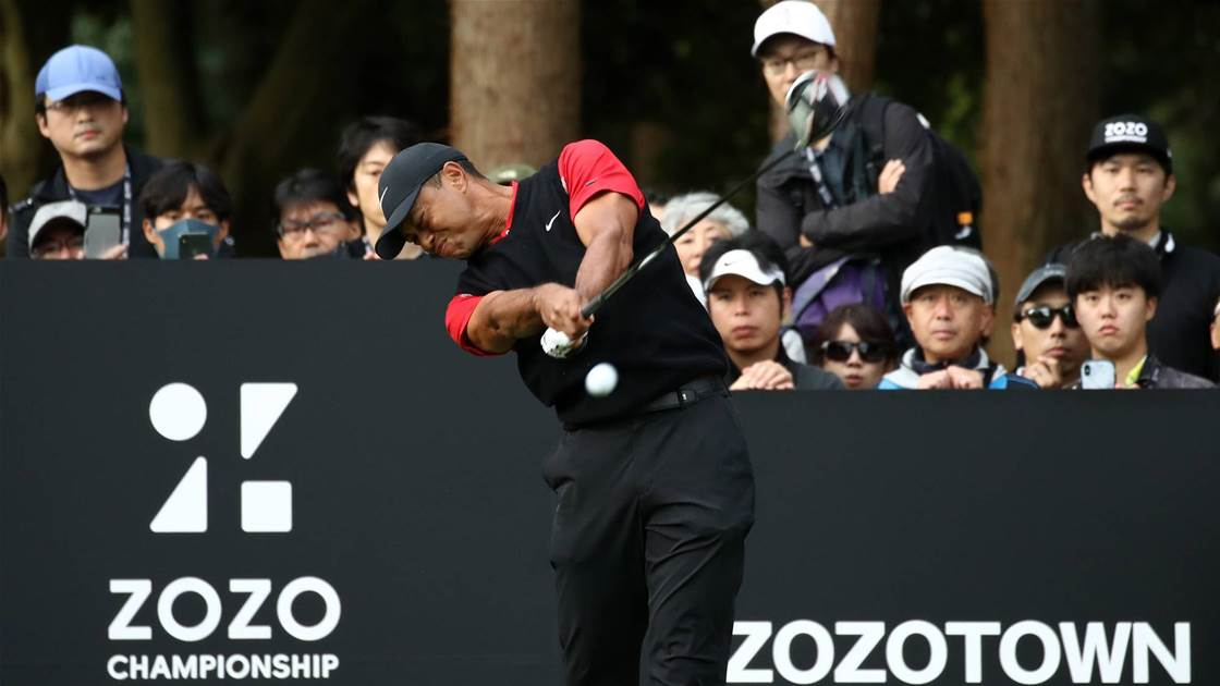 Japan's Zozo Championship relocated to US