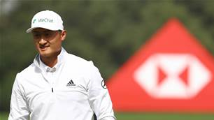 Haotong Li set to carry China's hopes at WGC-HSBC Champions