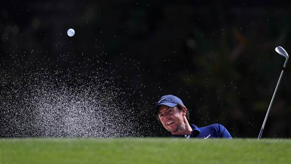 McIlroy looking to leapfrog injured Koepka in Shanghai