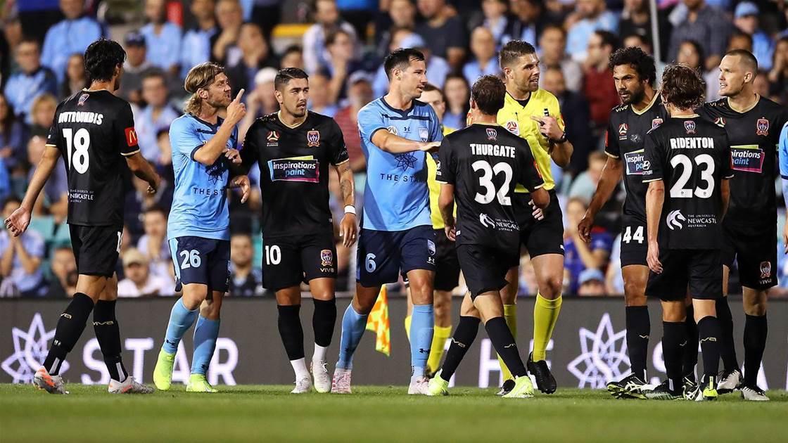 Sydney FC v Newcastle Jets: Player Ratings