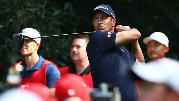 Olympic berth 'possible': Adam Scott