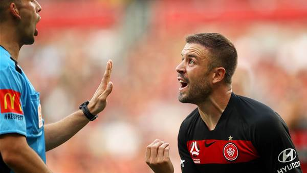 Wanderers defender leaves for Europe: 'It was an honour'