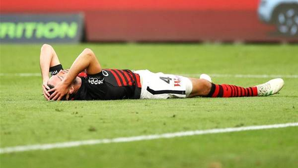 Wanderers drop first A-League points
