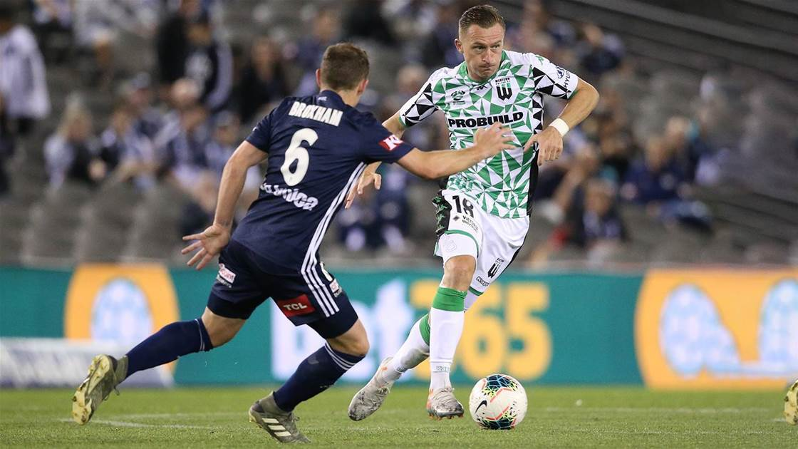 Berisha pushing for Western United return