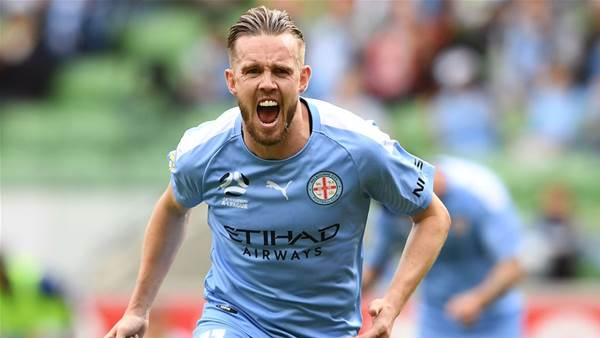 Macarthur land massive coup signing City A-League star