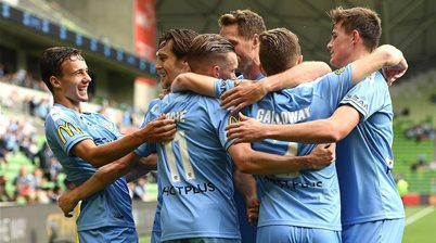 League leaders City embracing young guns