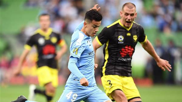 Mombaerts turns to 'completely different' City academy to plug Olyroos gaps