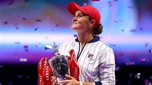 Post Hewitt, Kyrgios and Tomic: How Barty became the tennis icon Australia searched for