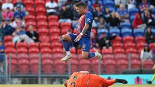 Petratos 'has to stay positive, even with the situation'