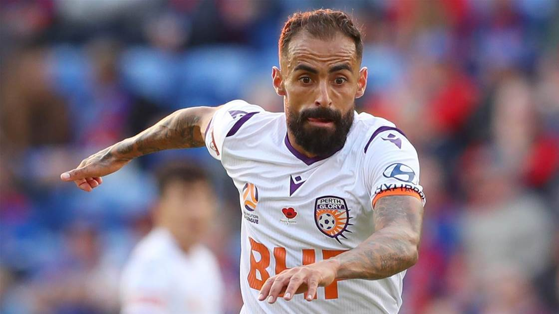 Diego Castro: Glory must dig deeper