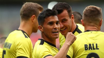 It's been 'extremely tough' but Wellington's season is a massive A-League boost