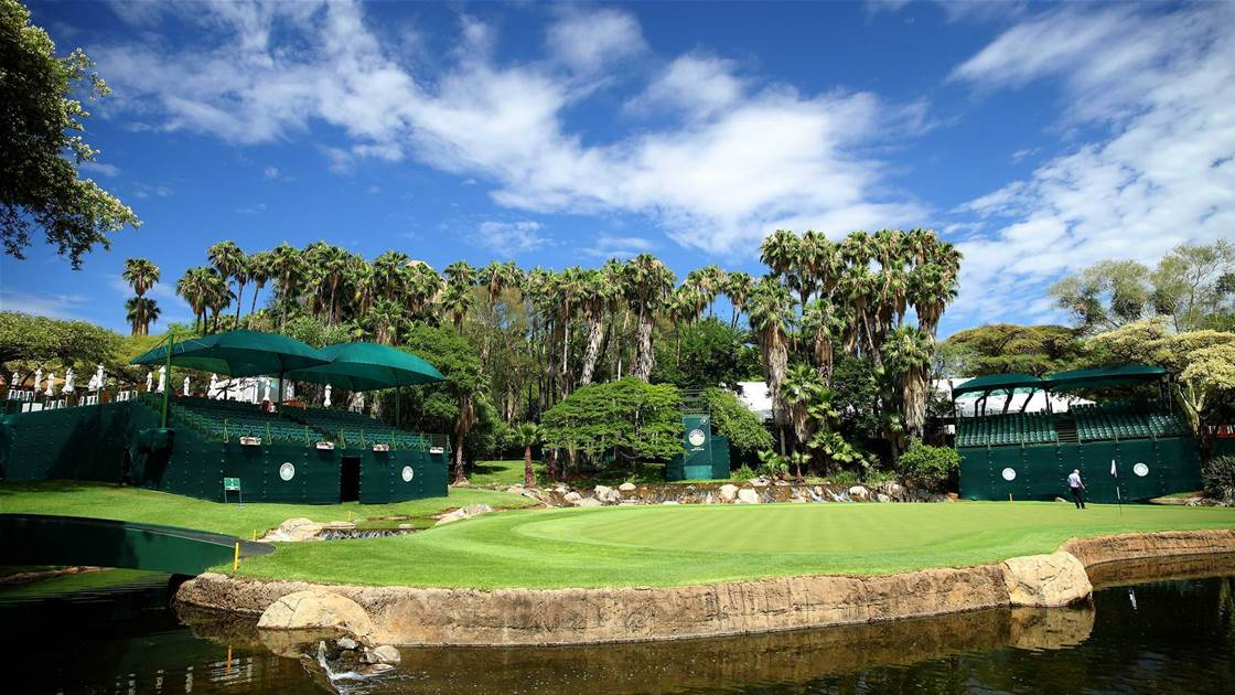 The Preview: South African Open