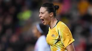 Matildas down Chile 1-0