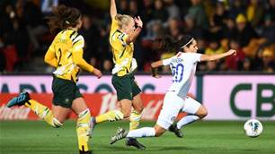 Matildas Player Ratings v Chile