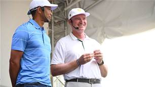 Morri: Els ready to step out of Tiger's shadow