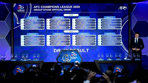 What thrilled Popa at the ACL draw...