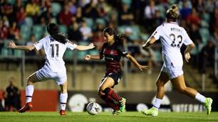 'Ball hog' turned W-League prodigy's stab at former critics