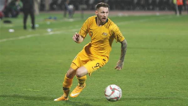 Five things we learnt from Socceroos win over Jordan